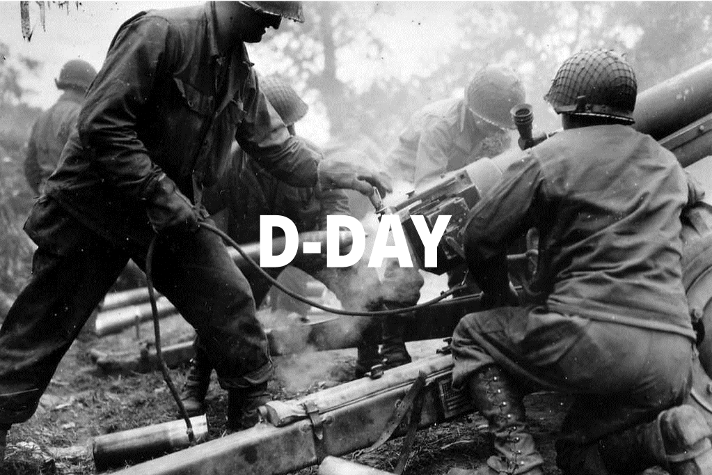 D Day bloody Gulch