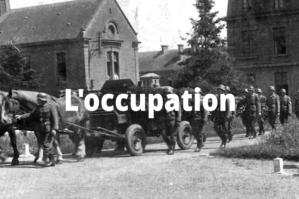 Carentan sous l'occupation