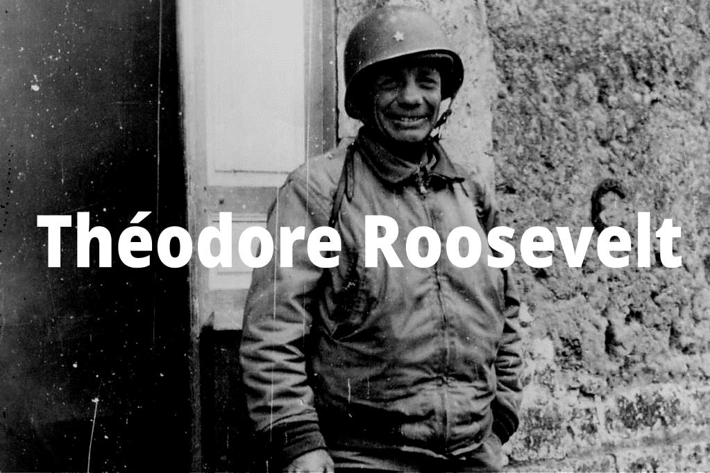Théodore Roosevelt Méautis Normandie