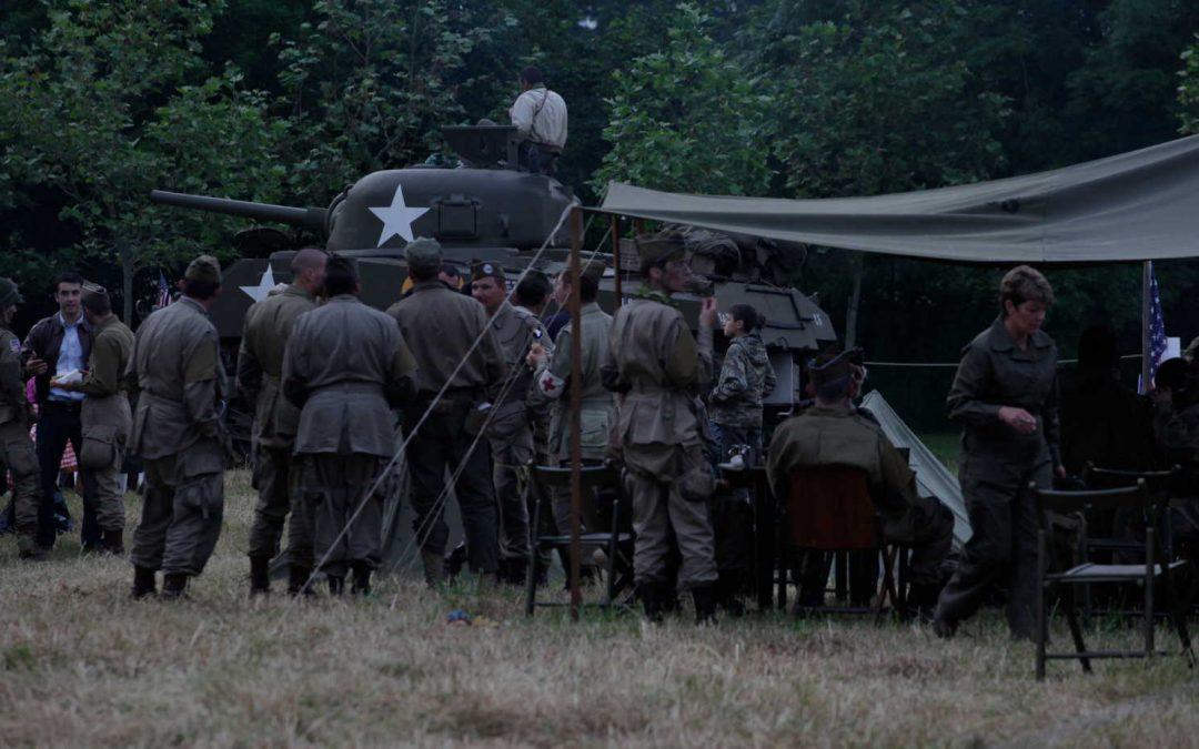 72. Jahrestag der Landung in der Normandie