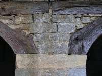 Charreterie wooden ark