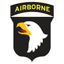 Emblème de la 101e airborne