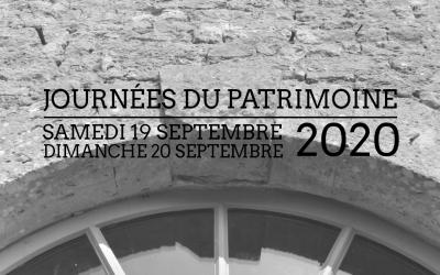 Journées du patrimoine 2020 au manoir de Donville