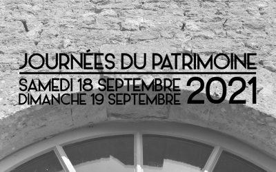 Journées du patrimoine 2021 au manoir de Donville